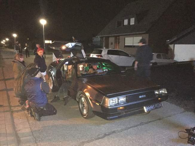 Delorean vermietung